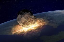 asteroid-hitting-the-earth