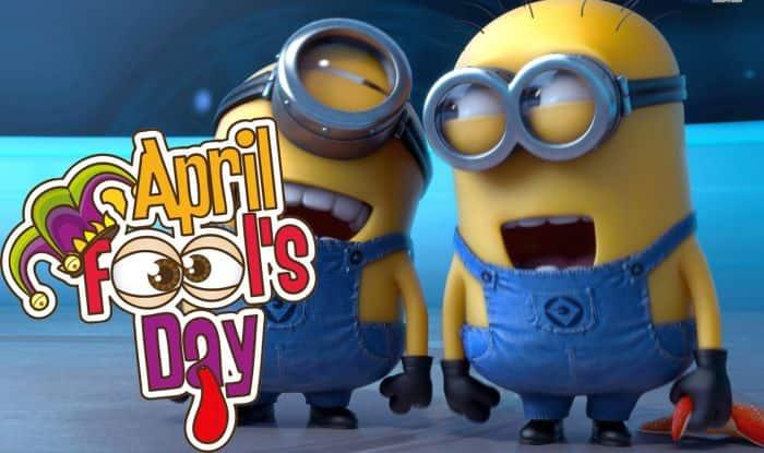 Minions Fools day